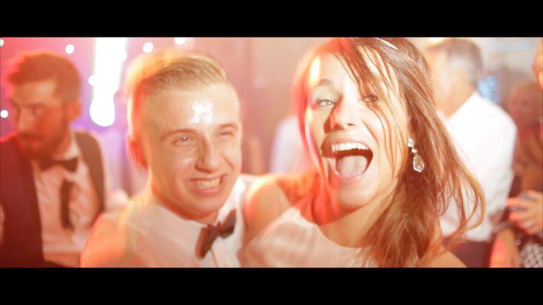 vidéo de soirée de mariage film de mariage Montpellier Verchant