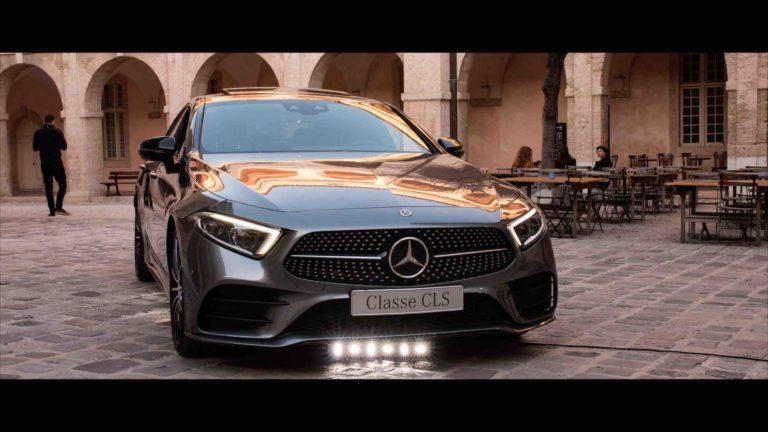 vidéo de communication film de communication lancement automobile mercedes marseille paca
