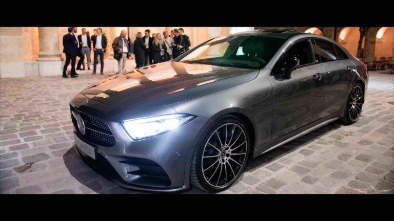 film de communication lancement automobile mercedes marseille PACA